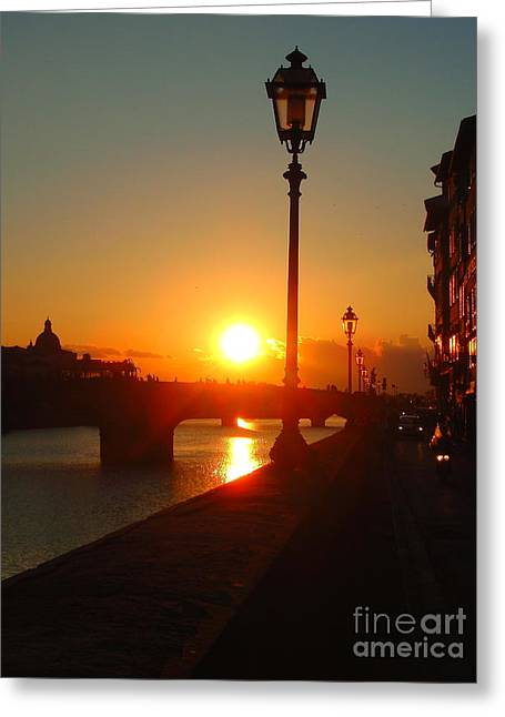 Firenze-14 Greeting Card