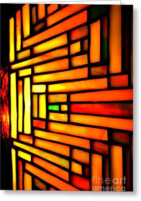 Firewall Greeting Card