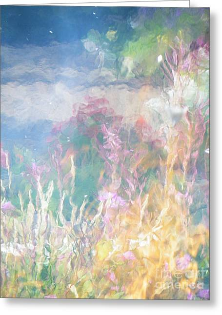 Fireweed Number 9  Greeting Card