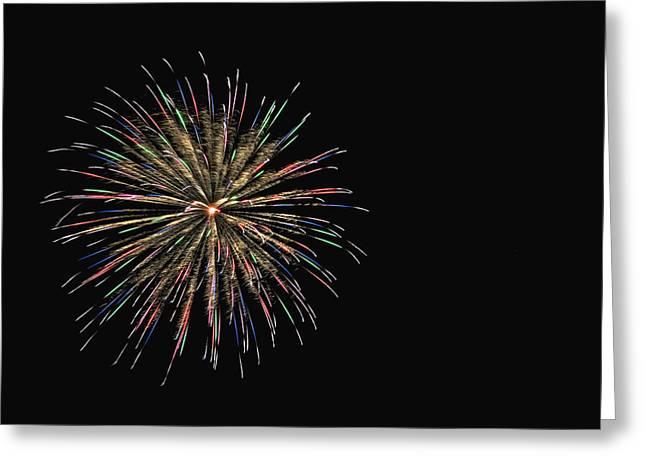 Fireworks 1 Greeting Card