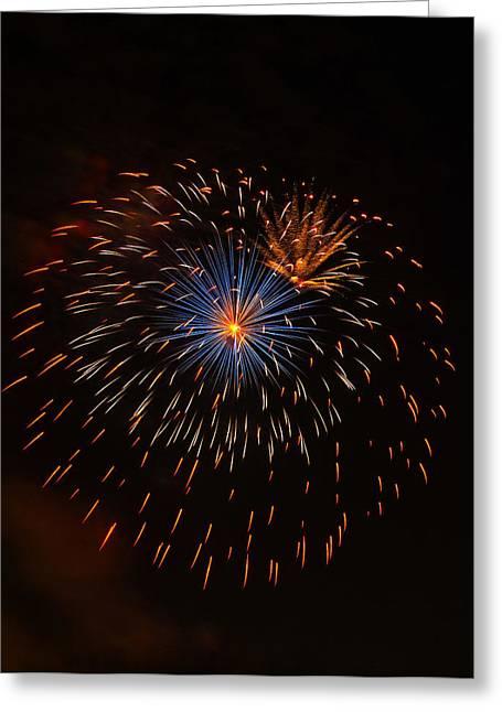 Fireworks1 Greeting Card