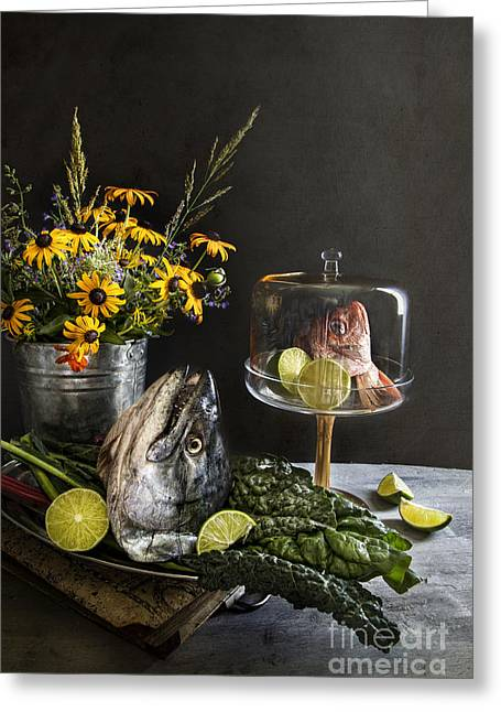 Fish Friday Greeting Card