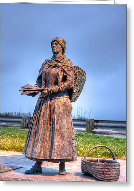 Fisherman's Wife Greeting Card