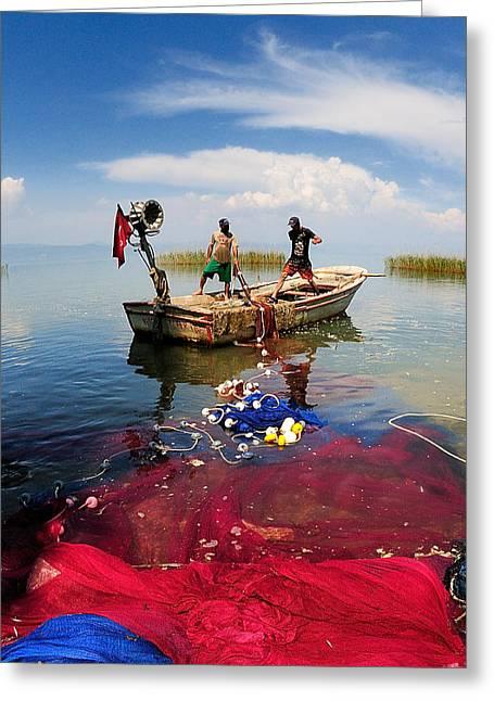 Fishing - 17 Greeting Card
