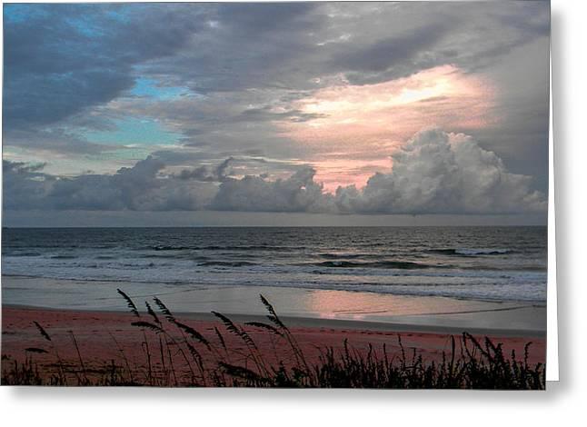 Flagler Beach Greeting Card