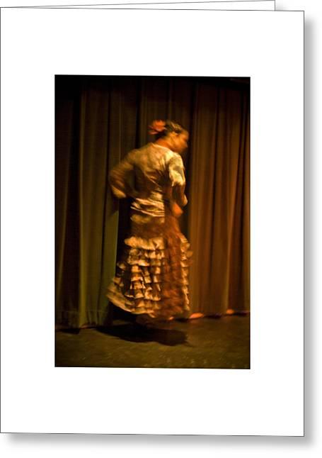 Flamenco Series 14 Greeting Card