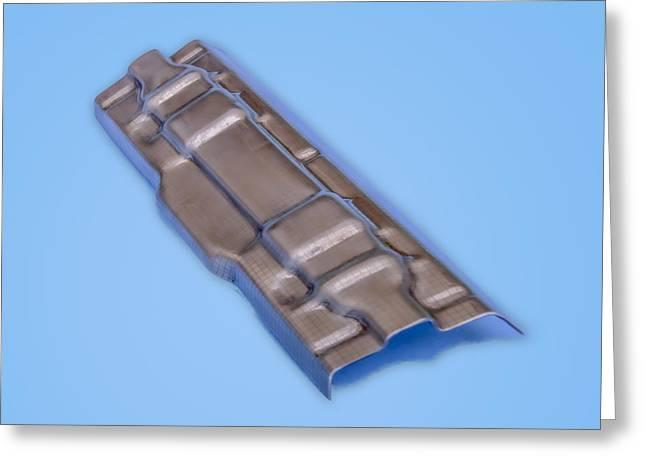 Flashbainite - Maximum Strength Steel - Seat Combo V2 Greeting Card