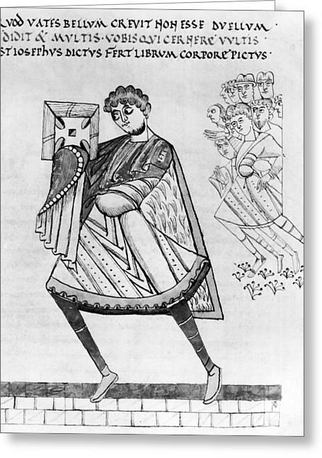 Flavius Josephus (37-c100) Greeting Card by Granger