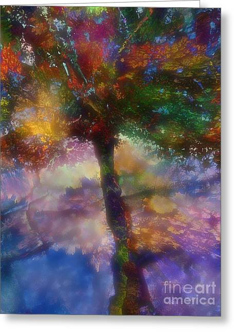 Flavours Of Autumn Greeting Card