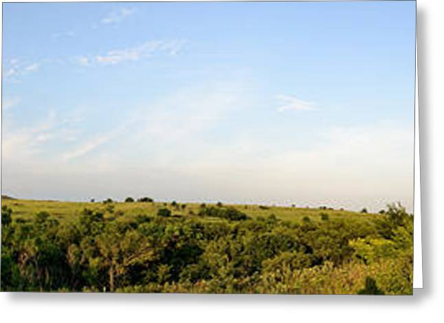 Flint Hills 2 Greeting Card