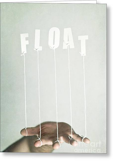 Float Greeting Card by Catherine MacBride