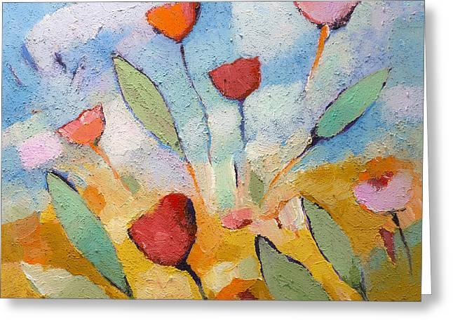 Floralbreeze Greeting Card