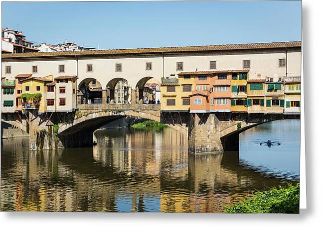 Florence, Florence Province, Tuscany Greeting Card