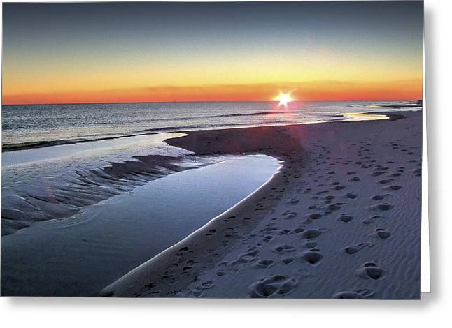 Florida Beach 06 Greeting Card