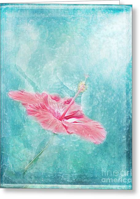 Flower Dancer Greeting Card