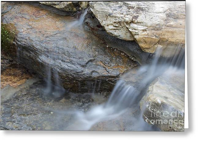 Flowing Waters Greeting Card