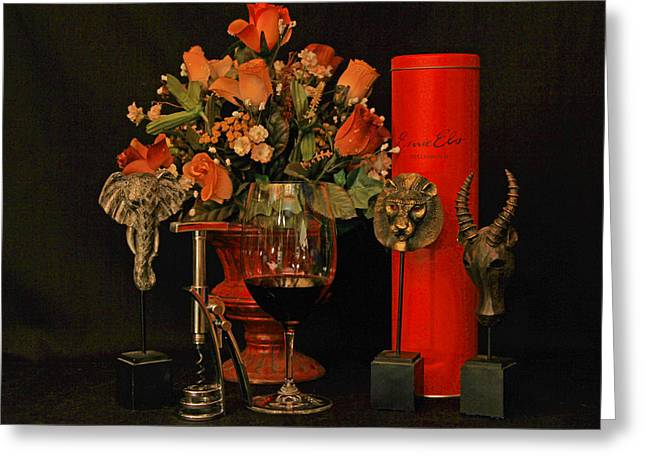 For A Special Occasion Greeting Card by John Stuart Webbstock