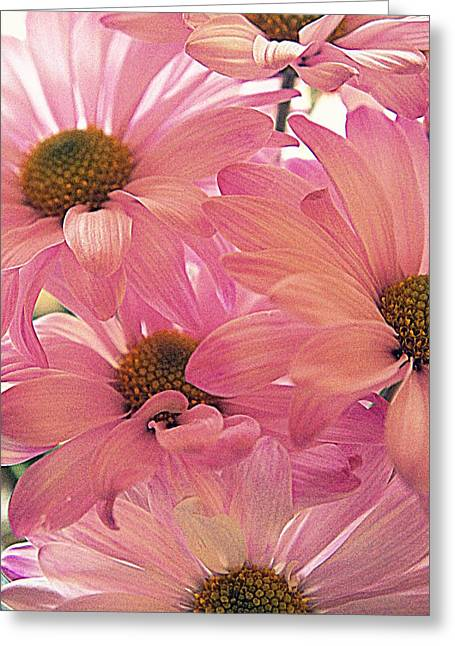 For Mom Greeting Card by Laurie Perry
