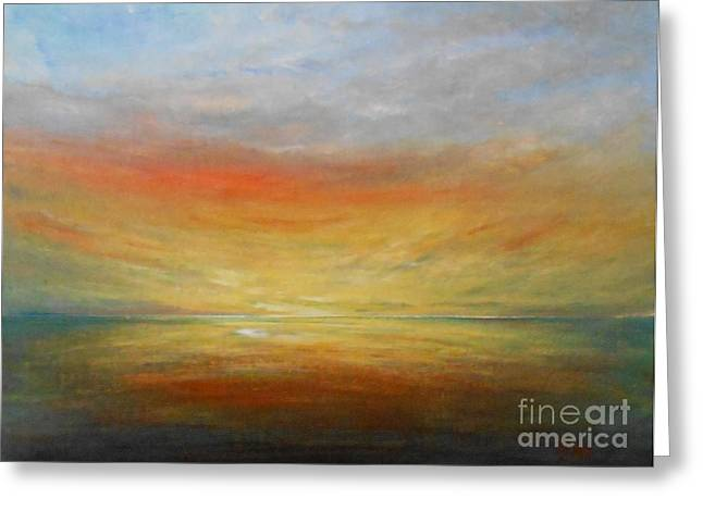 Force Of Nature 6 Greeting Card by Jane  See