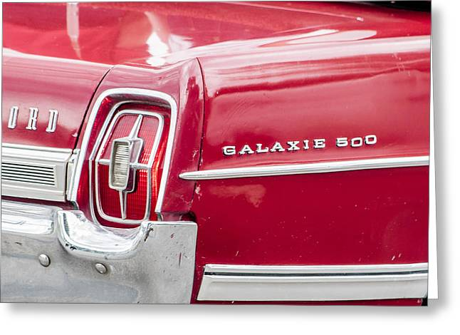 Ford Galaxie  Greeting Card