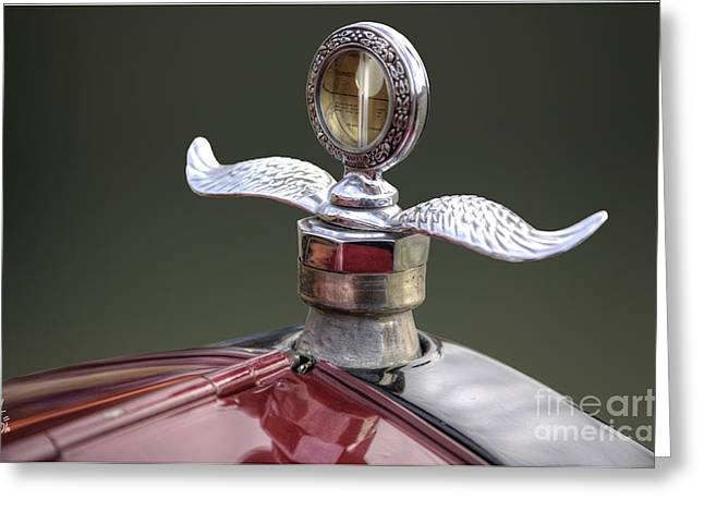 Ford Modell T Ornament Greeting Card by Heiko Koehrer-Wagner