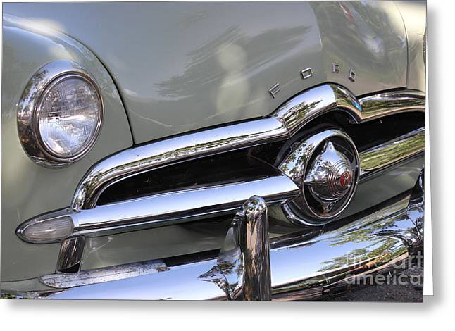 Ford Vintage Greeting Card