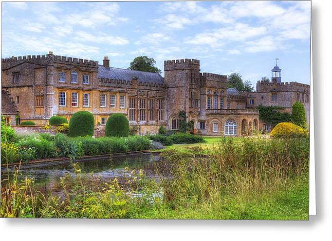 Forde Abbey Greeting Card