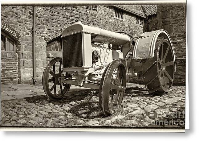 Fordson Standard  Greeting Card
