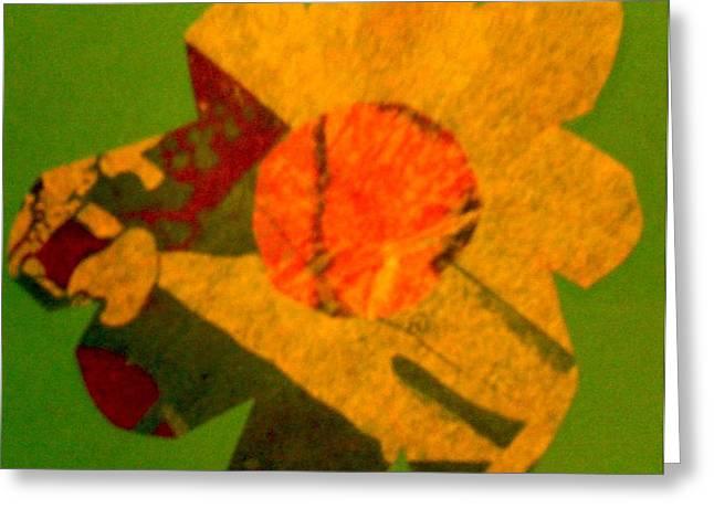 Forest Greeting Card by Dorothy Rafferty