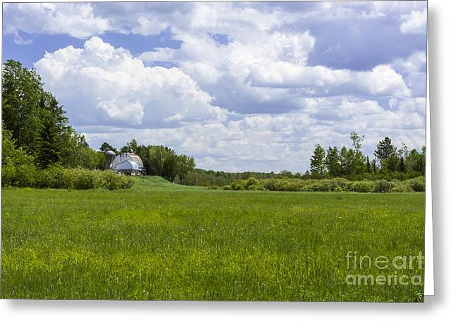 Forgotten Farm Greeting Card