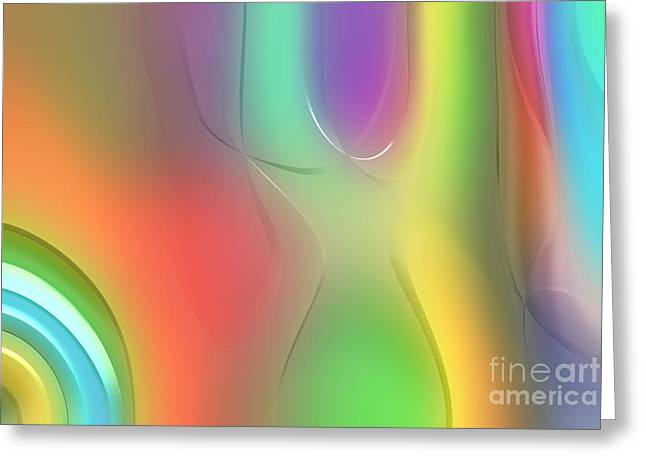 Formes Lascives - 212 Greeting Card by Variance Collections