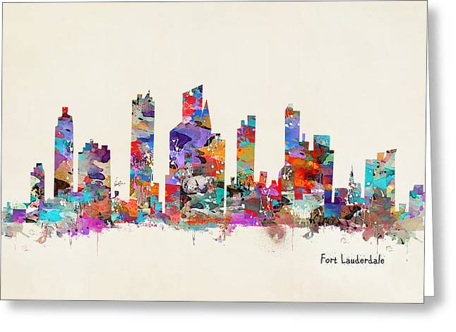 Fort Lauderdale Florida Greeting Card
