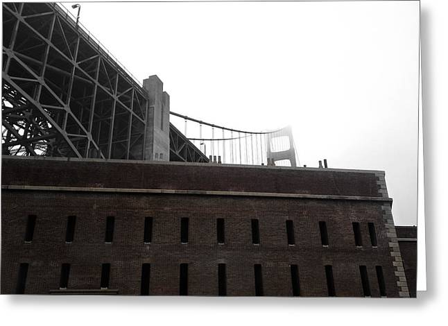 Fort Point Greeting Card