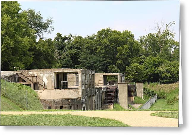 Fort Washington Park - 121211 Greeting Card