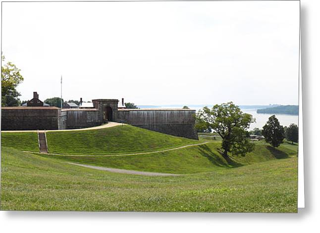 Fort Washington Park - 12124 Greeting Card by DC Photographer