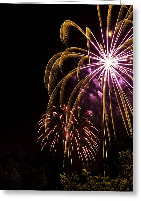Fourth Of July Greeting Card by Jason Smith