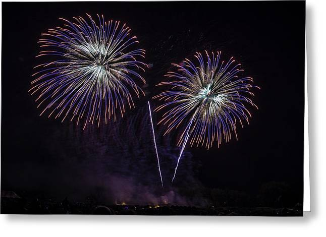 Fourth Of July Traditions  Greeting Card by Jason Smith