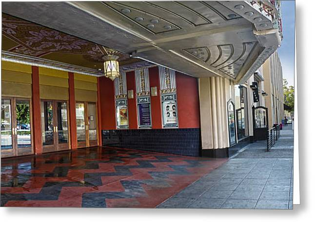 Fox Theater - Pomona - 07 Greeting Card by Gregory Dyer