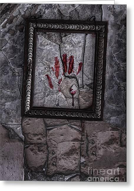 Framed Greeting Card by Margie Hurwich