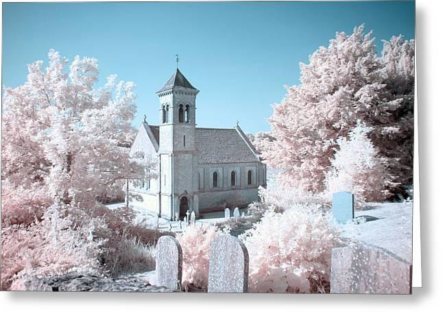 Frampton Mansell Church Greeting Card