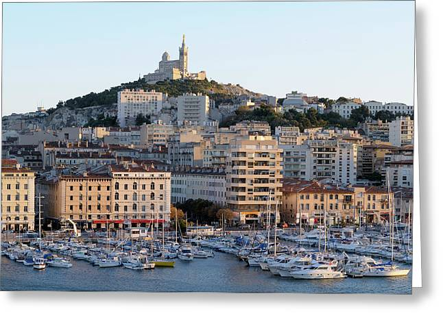 France, Bouches-du-rhone, Marseille Greeting Card