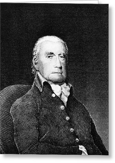 Francis Lewis (1713-1803) Greeting Card by Granger