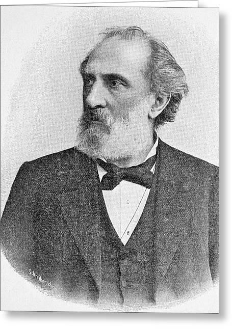 Franz Reuleaux Greeting Card by Bildagentur-online/tschanz