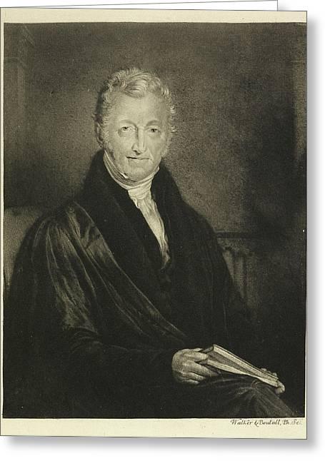 Frederick Charles Danvers Greeting Card