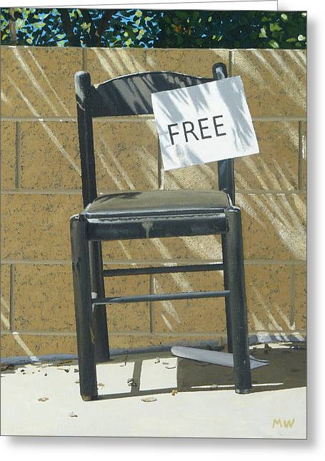 Free Greeting Card by Michael Ward