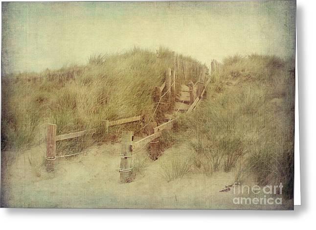 French Coast Beach #2 Greeting Card by Svetlana Novikova