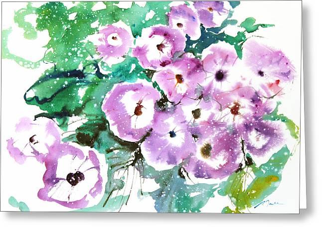 Fresh Pick No.378 Greeting Card by Sumiyo Toribe