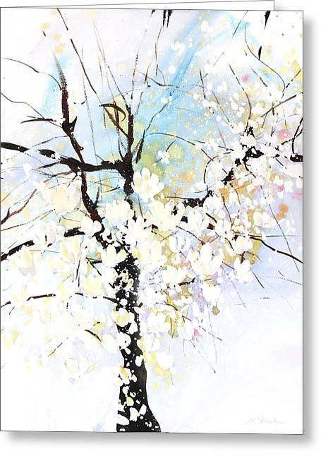 Fresh Pick No.394 Greeting Card by Sumiyo Toribe