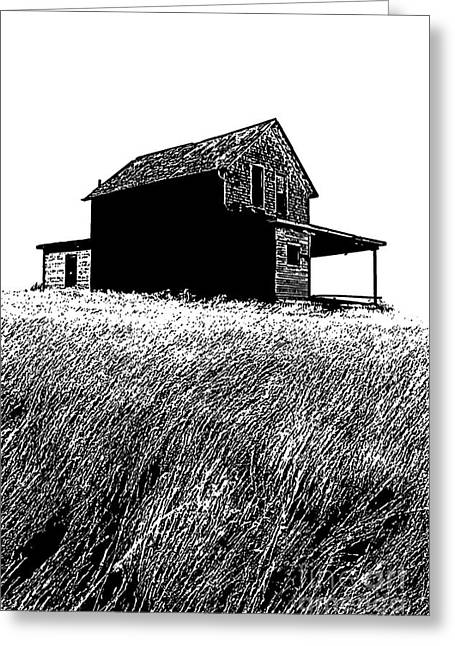 Greeting Card featuring the photograph From Days Gone By by Vivian Christopher