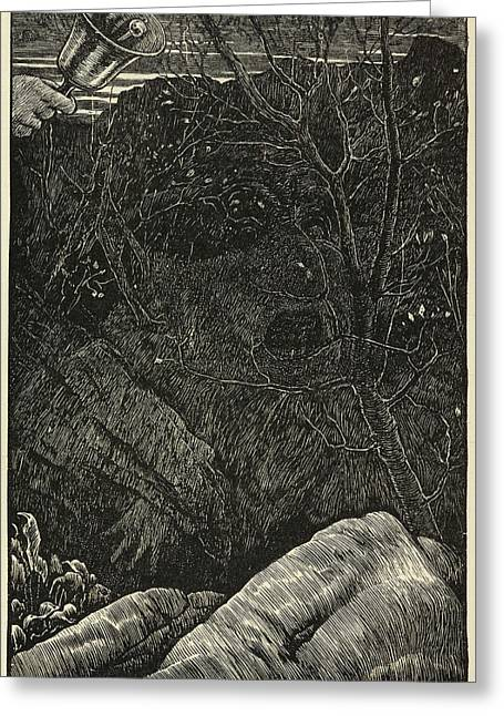 From Fit The Eighth: The Vanishing Greeting Card by British Library